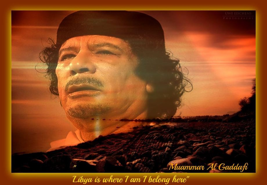 Mu will always be in Libya