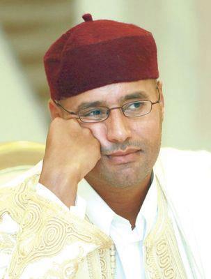 Saif glum