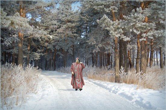 Muammar winter