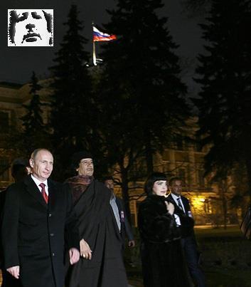Mu w Putin and Merille Mathieu