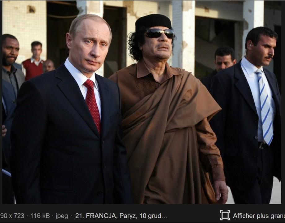 Mu w Putin at Bab Azaziya