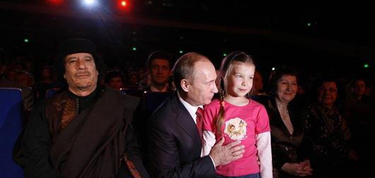 Mu w Putin at Mathieu concert