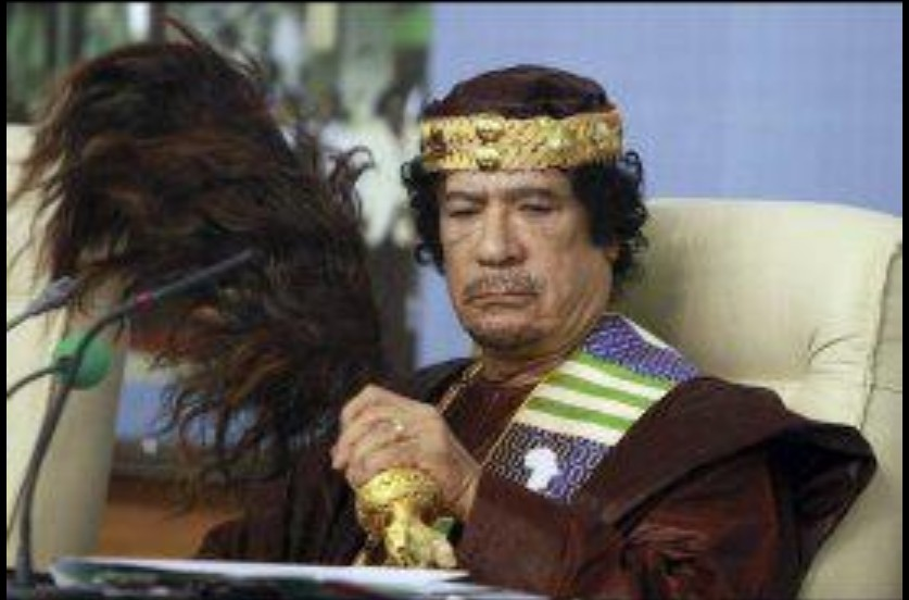 African King Hannibal Muammar African King Great