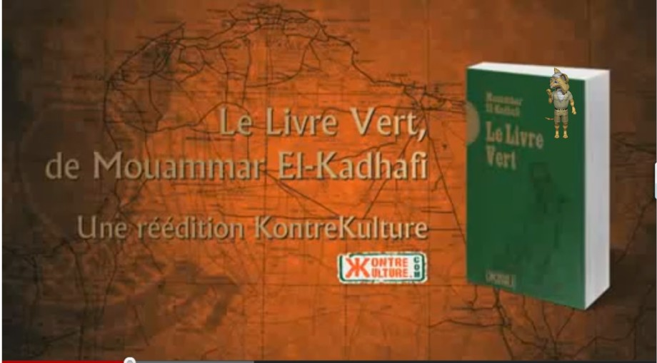 Green Book in French online