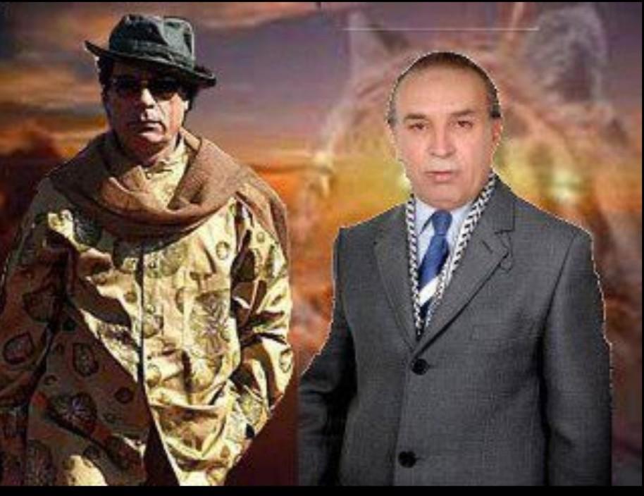 Muammar and spokesman (AARON) Dr. Hamza