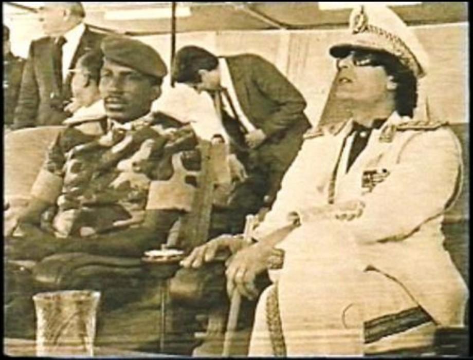 1986 al-Qathafi