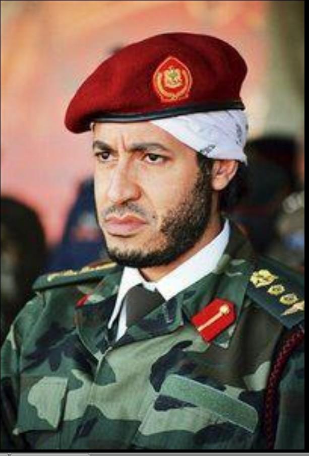 Commander SAADI