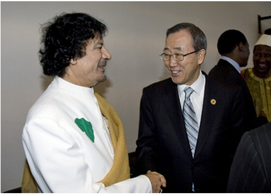 Mu and BAN-ki-Moon