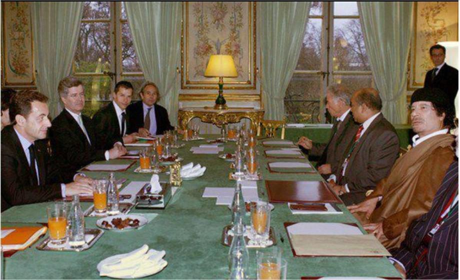 Mu Versailles meeting w Shalgam