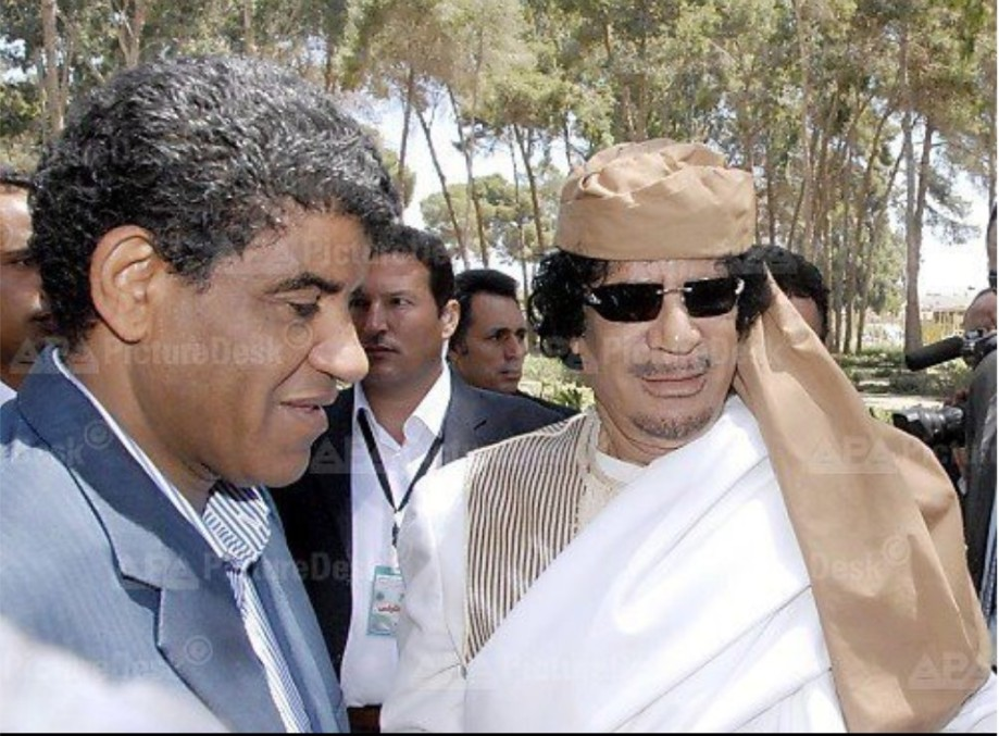 17a342be1 No power could be handed over in the Libyan Jamahiriya as all power  belonged to the people.