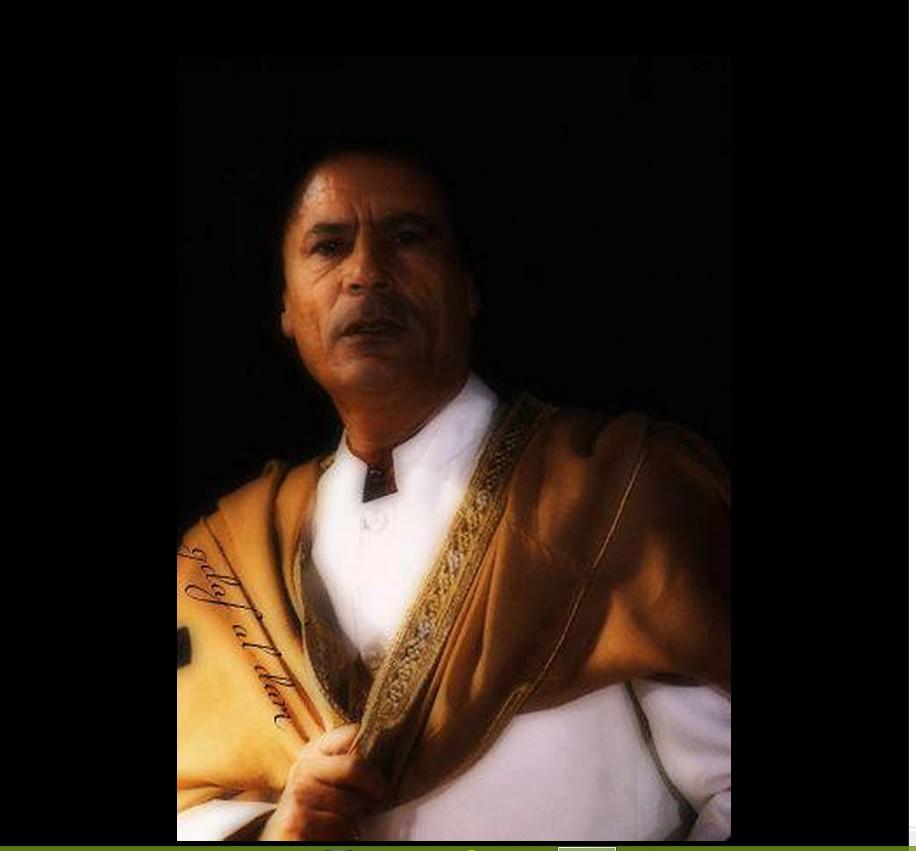 OUR MARABOUT, Mu'ammar al Qathafi