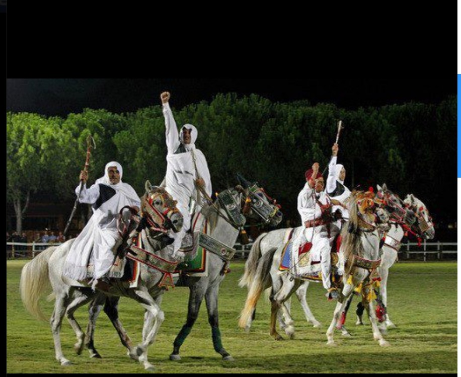 Zintani riders One