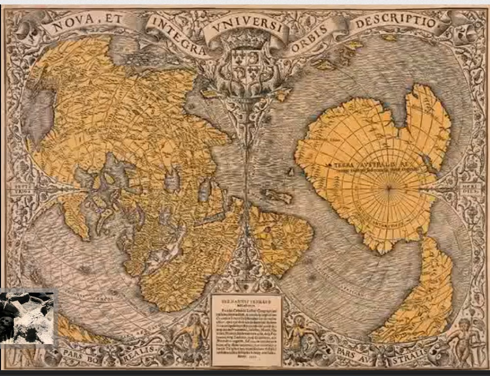 14th Century world Map | Windows Live space