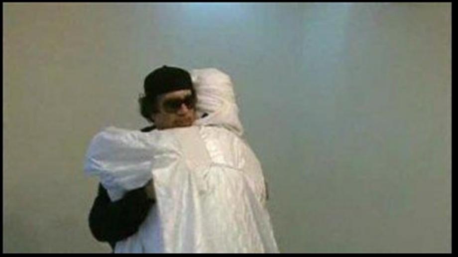 Taureg love Mu, when son Saif al-Arab was murdered