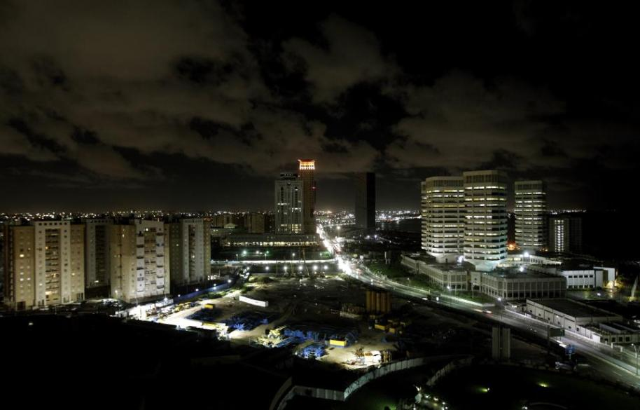TRIPOLI at Night