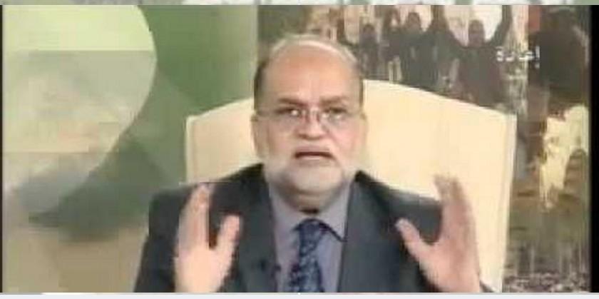 Dr. Shakir speaks