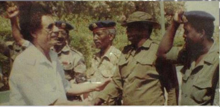 Mu Honors soldiers