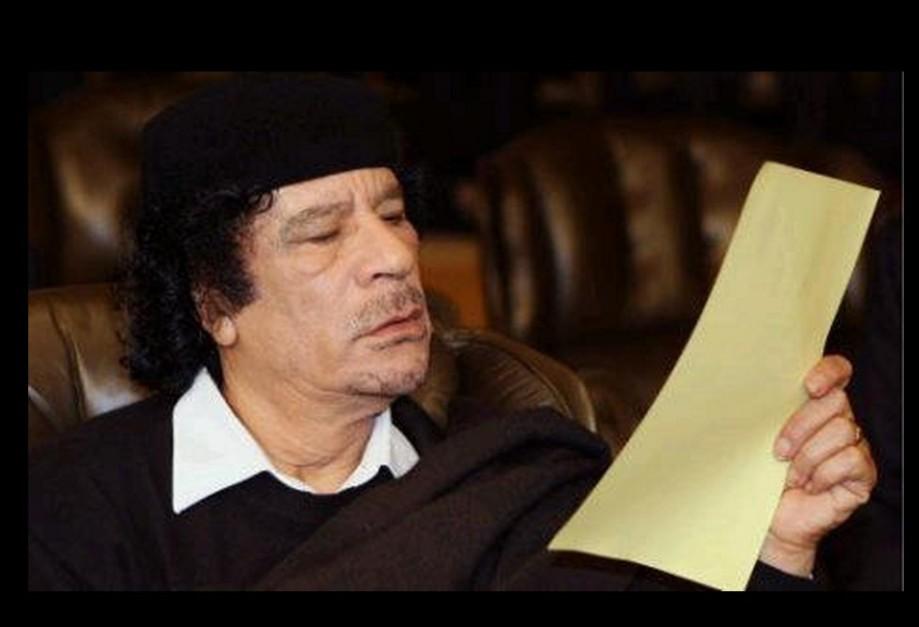 Mu reads a memo