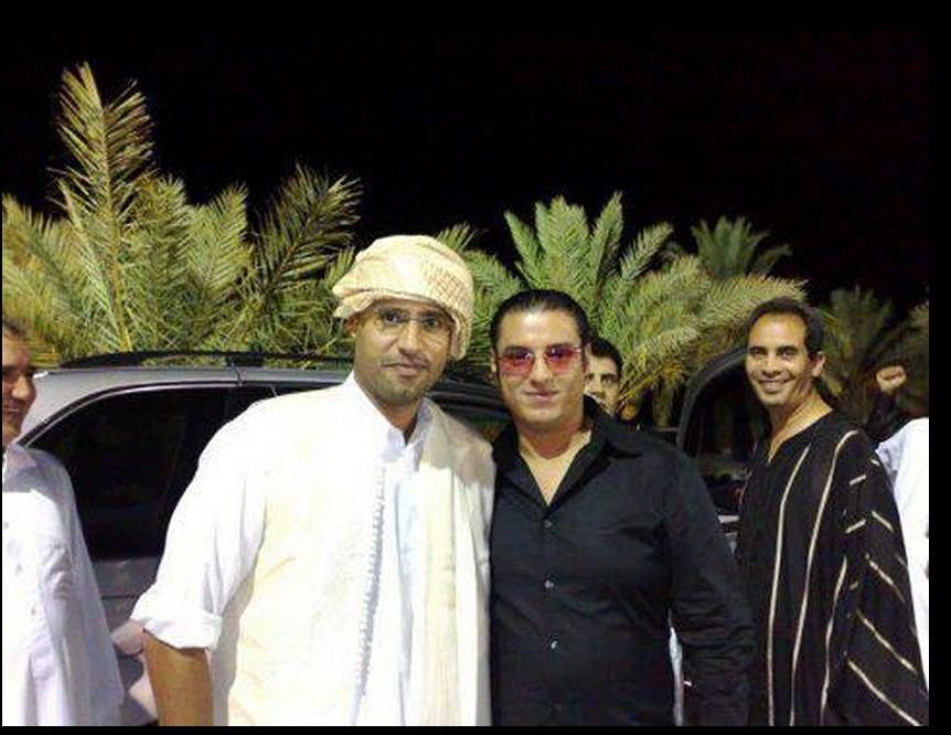 Saif Free w FRIENDS