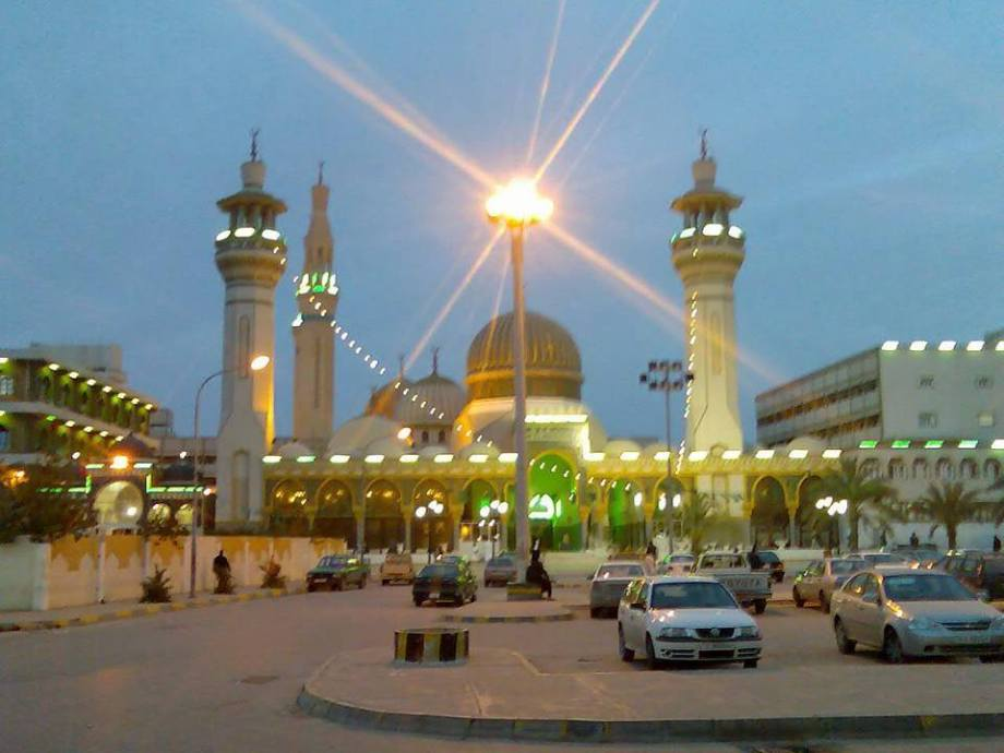 Sheikh al-Asmar Mosque in ZLITEN