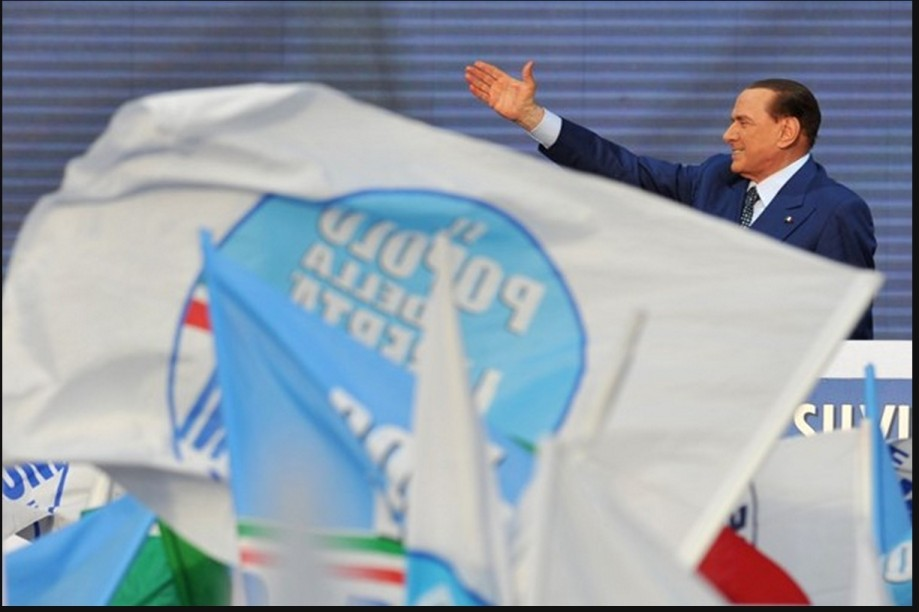 Berlusconi speaks out!