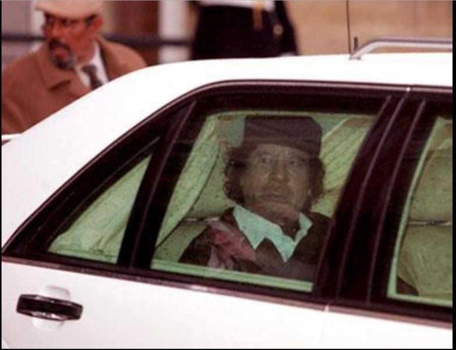 Mu in Car
