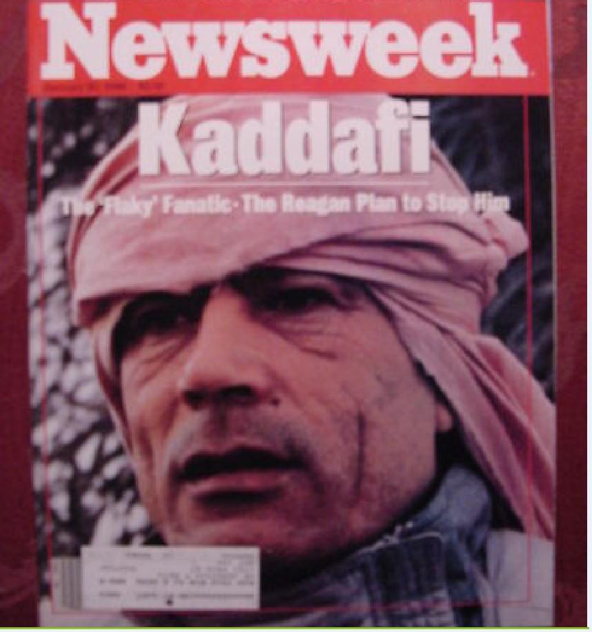MU NEWSWEEK 1986