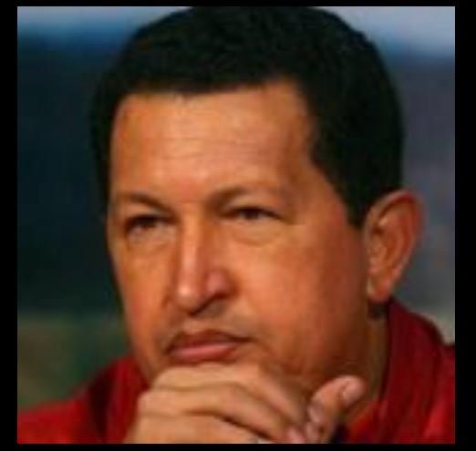 President Hugo Chavez, late of Venezuela