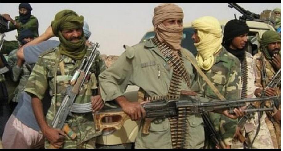 Taureg strength within Libya