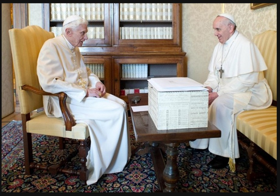 TWO POPES!