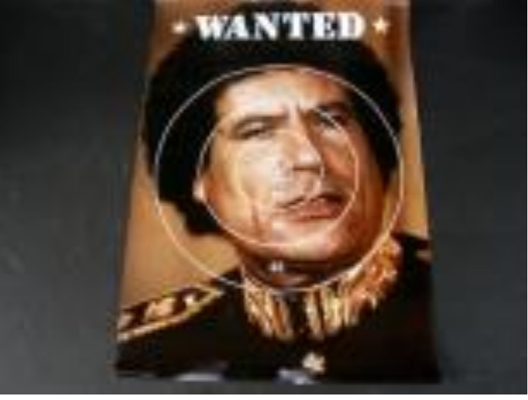1986 Wanted Poster