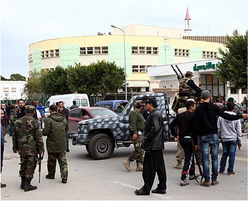Coup in Eastern Libya