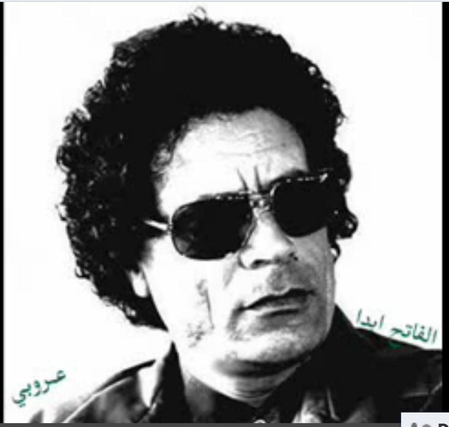 HAMZA THAMI tribute to Muammar
