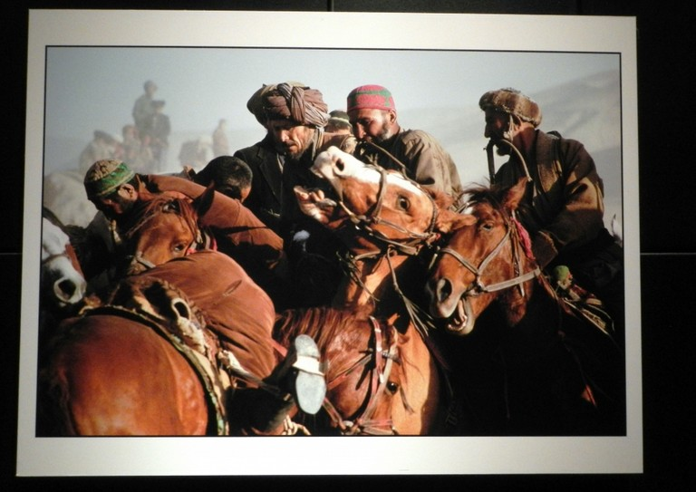 Muslim Horsemen 1