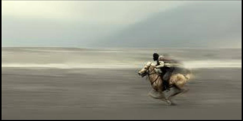 N.African horseman