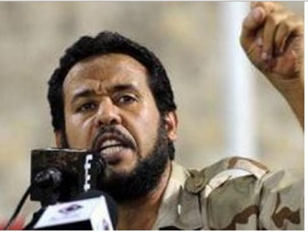 Abdullah Hakim BelHadj, al-Qaeda