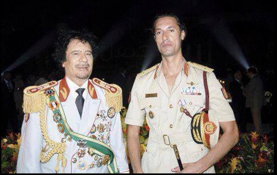 Mu & Billah in uniform
