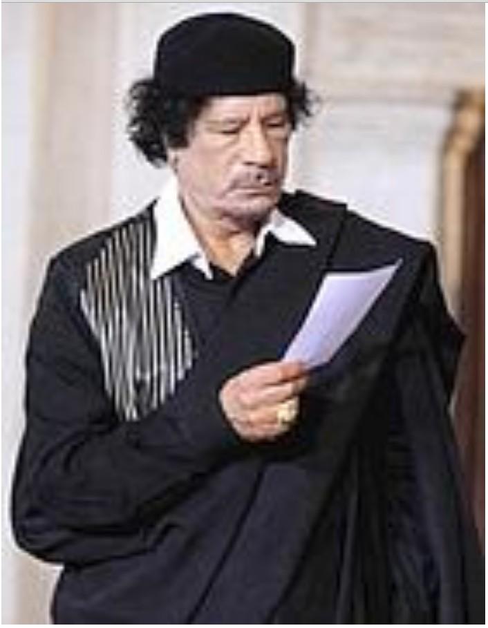 Mu reading a memo