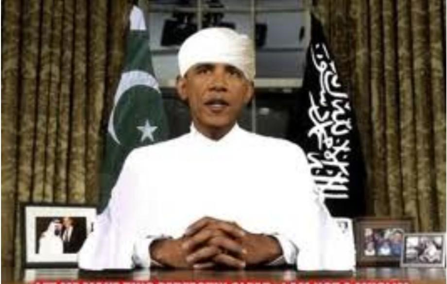 OBAMA is al-Qaeda