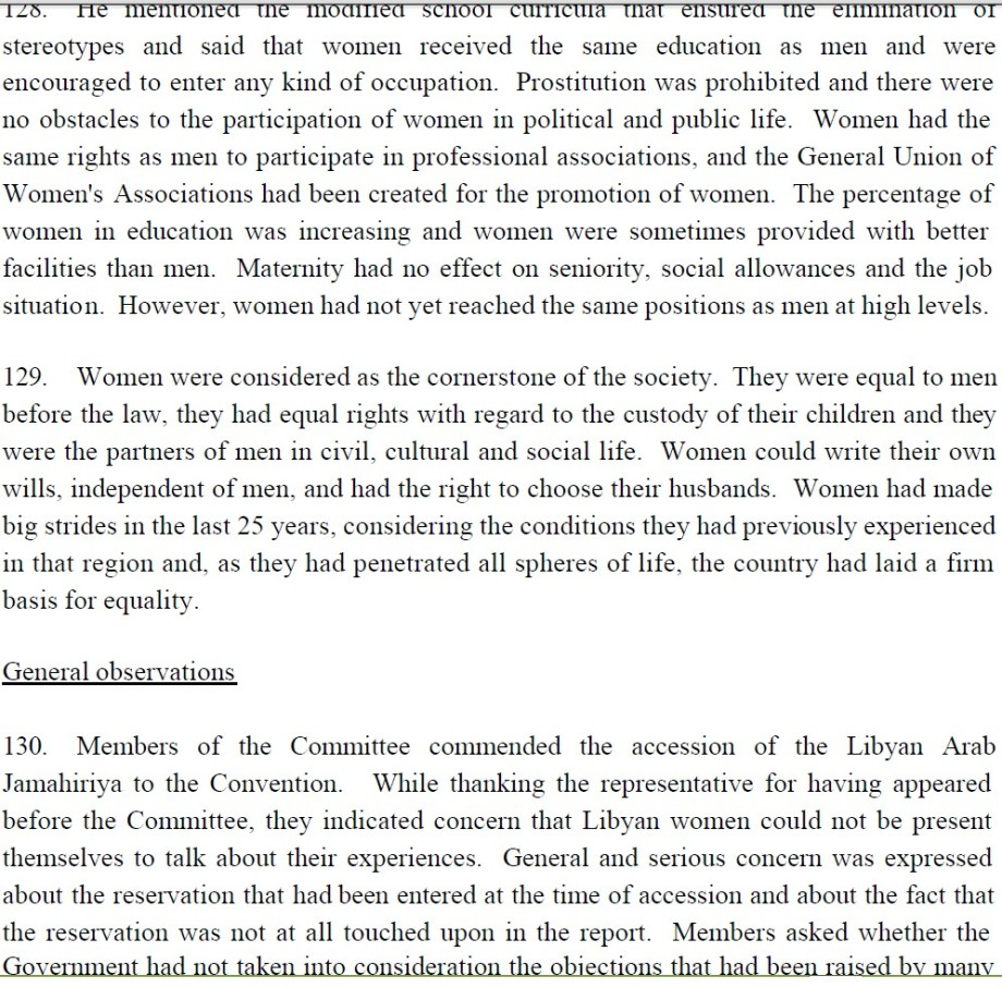 PAGE on women 1B