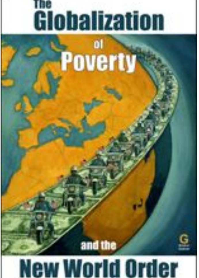 Poverty created by USA