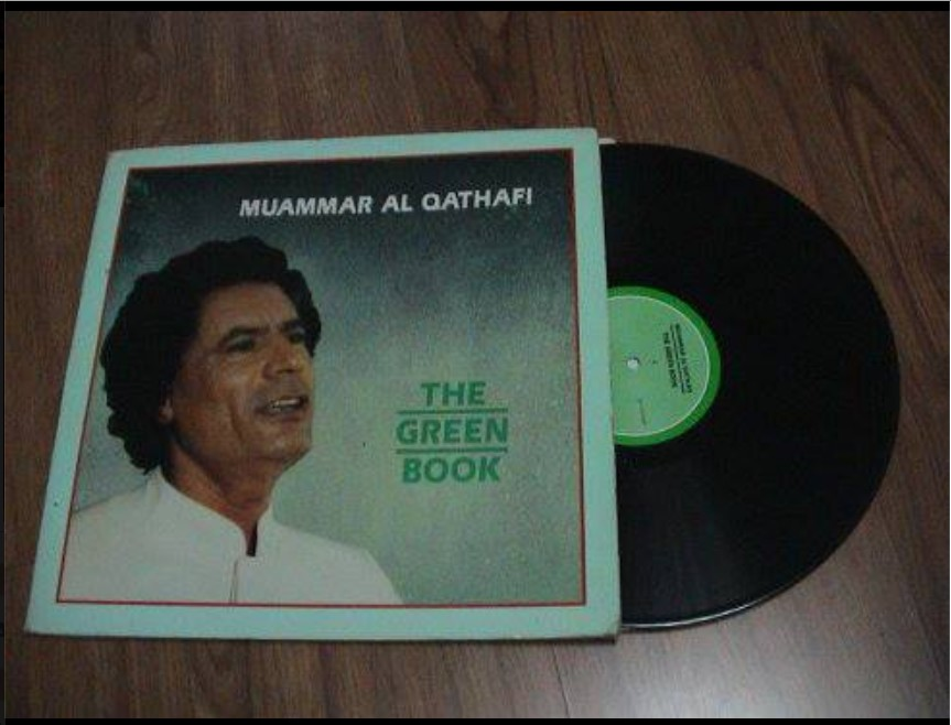 GREEN BOOK Lp