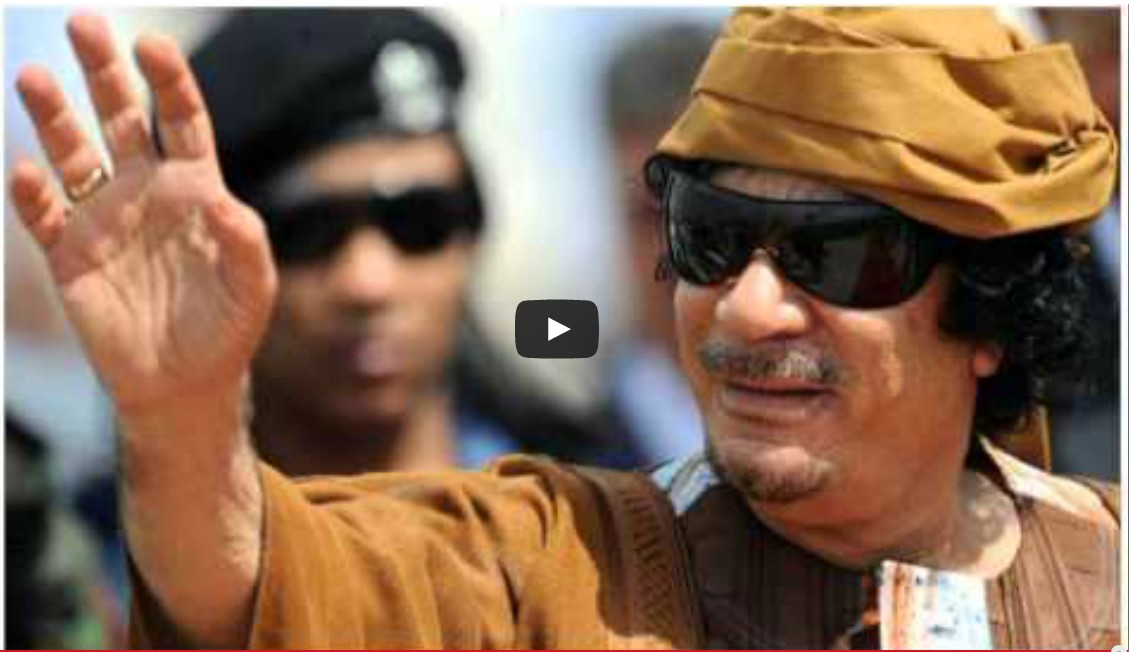 Libyan People's National Movement to liberate Libya ...