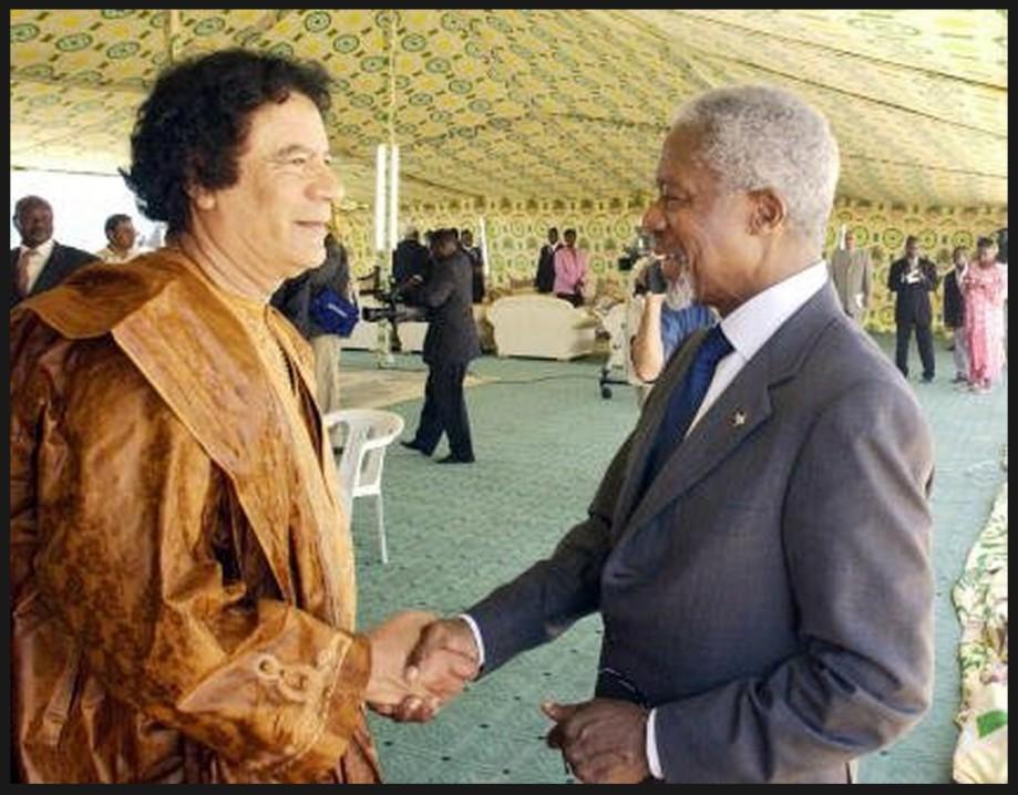 Mu w Kofi Annan