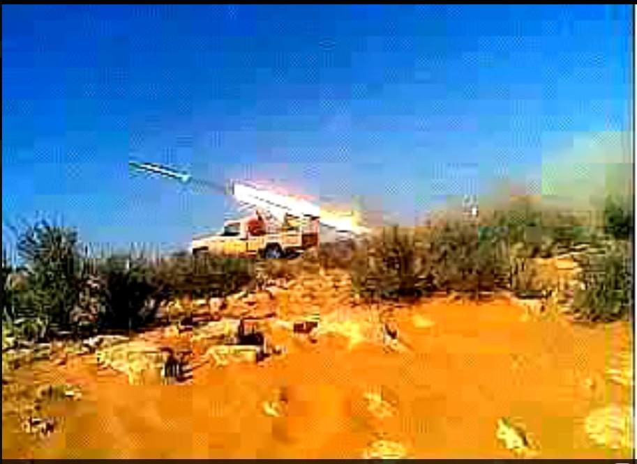 Desert launcher