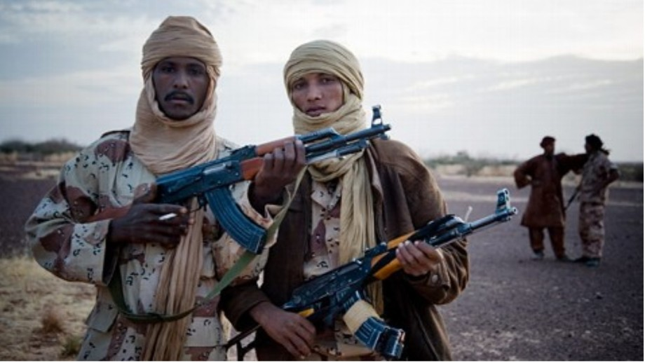 Taureg fighters
