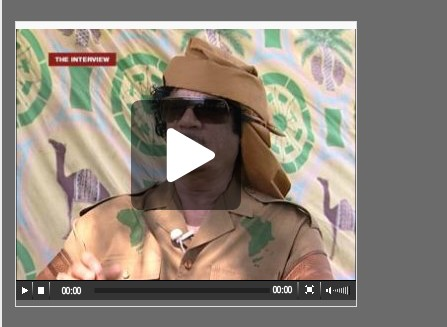 CHAD DAFUR VIDEO 20 JULY 2010