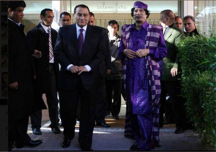 Mu and Mubarak