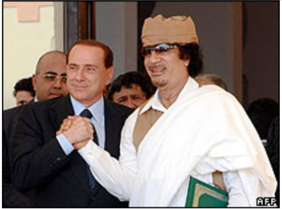 Mu & Berlusconi sign Concordia