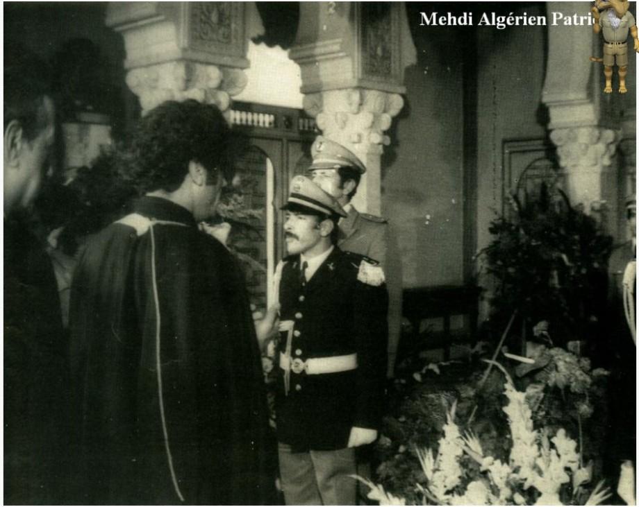 Muammar in Algeria 1